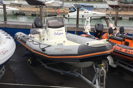 Zodiac Open Pro 6.5 for sale in United Kingdom for £19,995