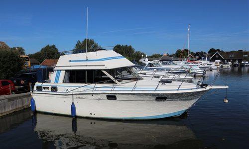 Image of Carver Yachts 3007 Aft Cabin for sale in United Kingdom for £14,950 Norfolk Yacht Agency, United Kingdom