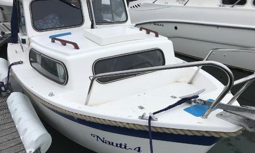 Image of Hardy Marine Navigator 18 SX for sale in United Kingdom for £14,995 Swanwick, United Kingdom