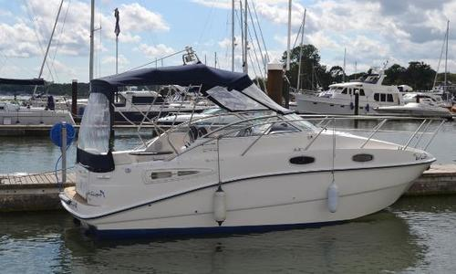 Image of Sealine S23 Sports Cruiser for sale in United Kingdom for £29,950 Swanwick, United Kingdom