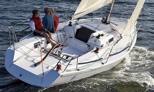 Image of J Boats 92 for sale in United Kingdom for £22,950 Bursledon, United Kingdom