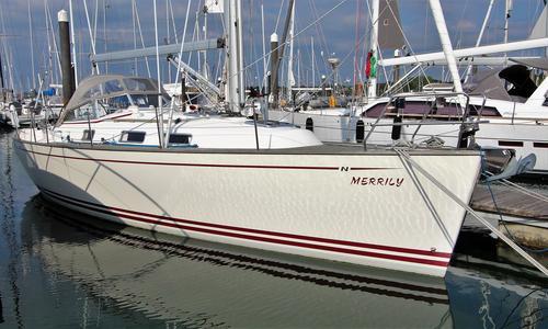 Image of Najad 355 for sale in United Kingdom for £144,500 Southampton, Hampshire, , United Kingdom