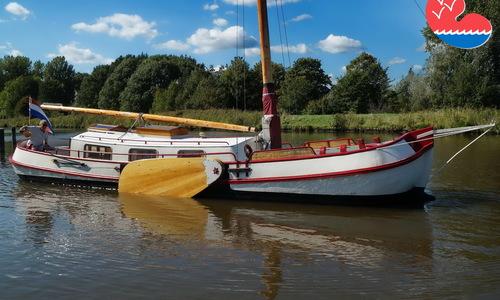 Image of Skutsje 1200 for sale in Netherlands for €19,500 (£17,329) Groningen, Netherlands