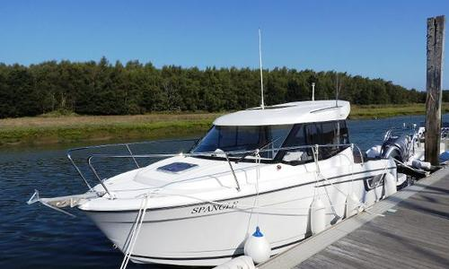 Image of Jeanneau Merry Fisher 695 for sale in United Kingdom for £39,950 Southampton, United Kingdom