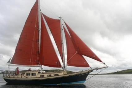 Custom Staysail Schooner for sale in Ireland for €60,000 (£53,904)