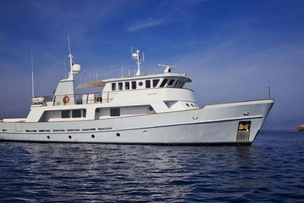 Norwegian Supply Vessel Round Bilge Explorer for sale in Spain for €3,500,000 (£3,110,392)