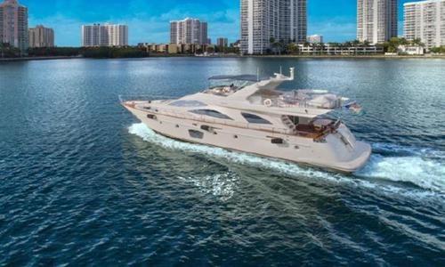 Image of Azimut Yachts 80 for sale in United States of America for $1,649,000 (£1,310,071) Miami, United States of America