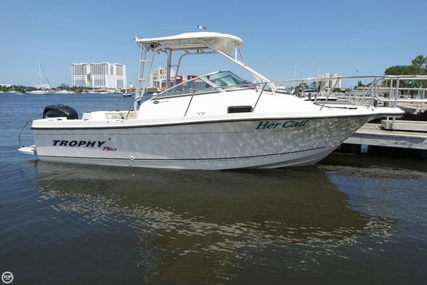 Trophy 2002 Walkaround for sale in United States of America for $17,500 (£13,316)