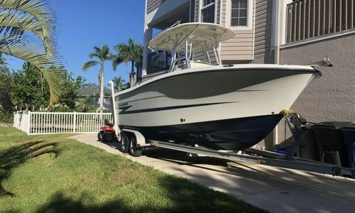 Image of Hydra-Sports 2100 CC for sale in United States of America for $47,000 (£38,436) Fort Myers, Florida, United States of America