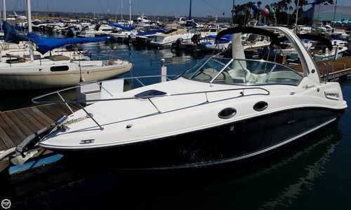 Image of Sea Ray 260 Sundancer for sale in United States of America for $58,900 (£45,659) San Diego, California, United States of America