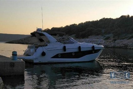 Cranchi Z 35 for sale in Croatia for €273,000 (£245,535)