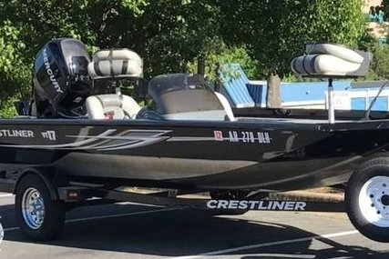 Crestliner 17 for sale in United States of America for $15,000 (£11,413)