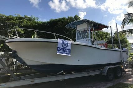 Dusky Marine 278 Open Fisherman for sale in United States of America for $17,000 (£13,524)