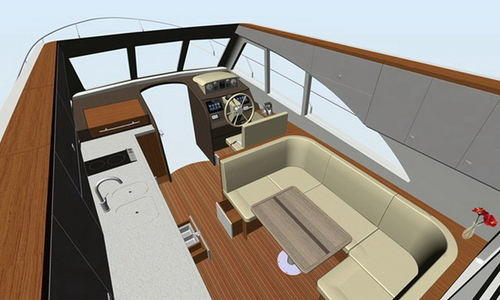 Image of Classic Cruiser 46 for sale in Germany for €550,000 (£488,776) Germany