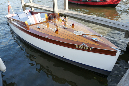 Alf Parrott bijou slipper stern launch for sale in United Kingdom for £17,950