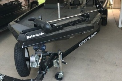 Crestliner VT17 for sale in United States of America for $13,000 (£10,328)