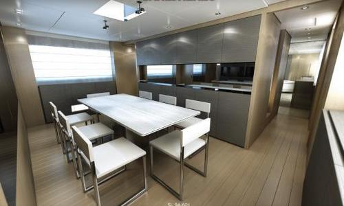 Image of Azimut Yachts 116 for sale in Spain for €4,900,000 (£4,338,933) Spain