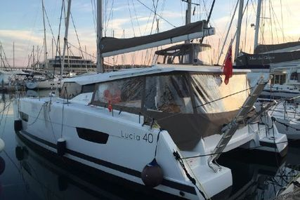 Lucia 40- 2017 for sale in Italy for €338,000 (£304,299)