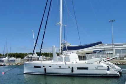 Catana 50 for sale in France for €480,000 (£426,940)
