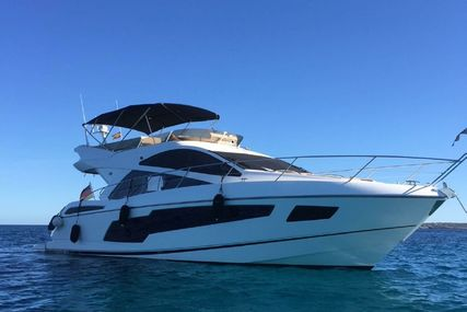Sunseeeker 55 for sale in Spain for €895,000 (£757,063)