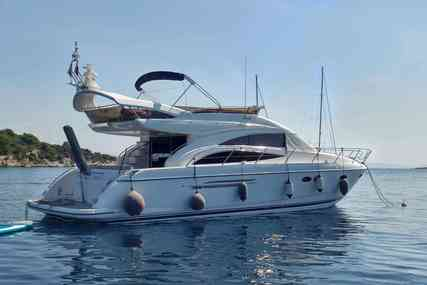 Princess 57 for sale in Croatia for €425,000 (£383,456)