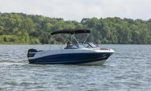 Image of Bayliner VR6 Bowrider for sale in United Kingdom for £53,450 Chertsey, United Kingdom