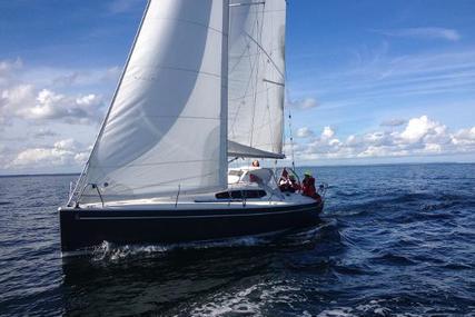 Dehler 35 for sale in Denmark for €120,000 (£107,128)