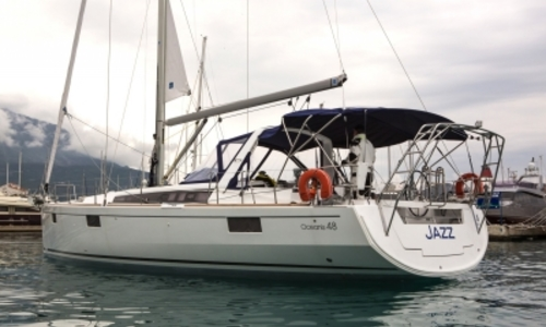 Image of Beneteau Oceanis 48 for sale in Montenegro for €195,000 (£171,152) TIVAT, Montenegro