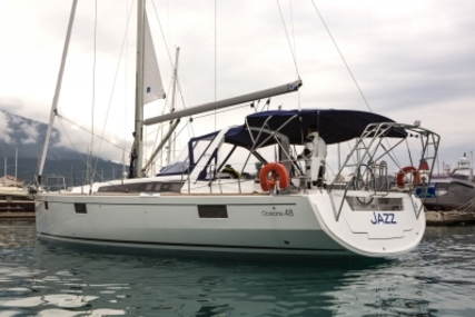 Beneteau Oceanis 48 for sale in Montenegro for €240,000 (£212,399)