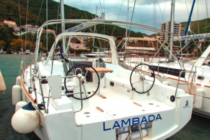 Beneteau Oceanis 38 for sale in Montenegro for €105,000 (£93,920)