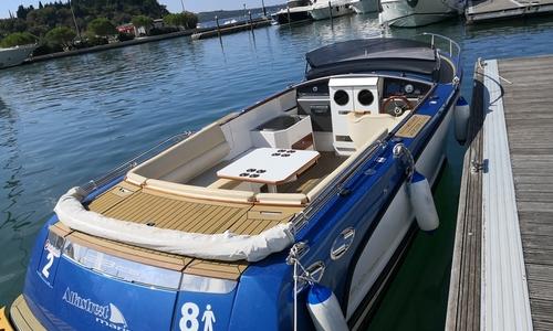 Image of Alfastreet 23 Cabin SPORT Volvo Penta 300 HP for sale in Italy for €48,150 (£43,253) Friuli-Venezia Giulia, Grado, Italy