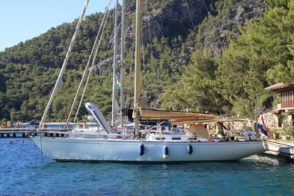 Sparkman and Stephens S AND S 45 for sale in Greece for €59,000 (£51,933)