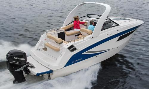 Image of Glastron GS 259 OB for sale in United States of America for $109,500 (£85,263) Fort Lauderdale, FL, United States of America