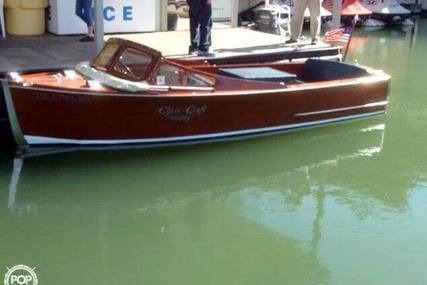 Chris-Craft 18 Deluxe Utility for sale in United States of America for $22,500 (£17,524)
