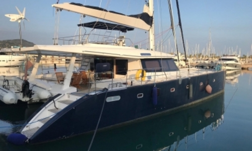 Image of Sunreef Yachts 62 Sailing for sale in France for €625,000 (£549,040) France