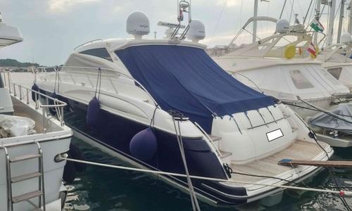 Image of Princess V58 for sale in Croatia for €480,000 (£410,597) Croatia