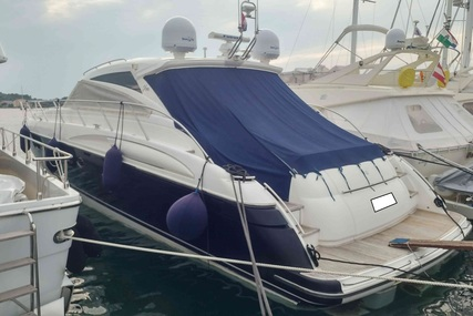 Princess V58 for sale in Croatia for €480,000 (£411,272)