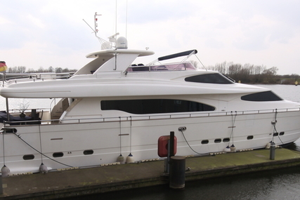 Elegance Yachts 90 Dynasty for sale in Germany for €999,000 (£893,584)