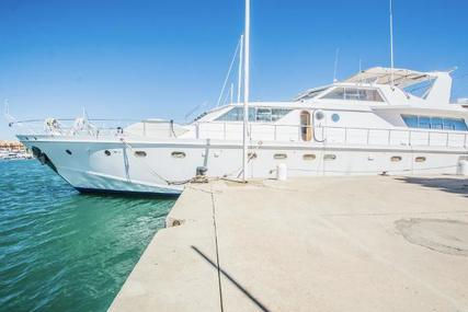 Admiral 100 for sale in Spain for €650,000 (£581,754)