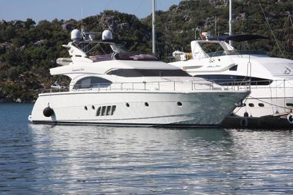 Dominator 68 S for sale in Turkey for €800,000 (£715,583)