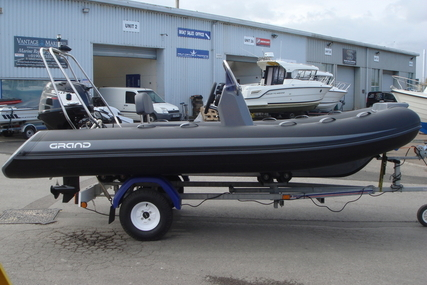 Grand Rib 420NL for sale in United Kingdom for £13,495