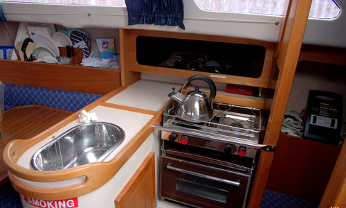 Image of Hunter 27 Horizon 27 for sale in United Kingdom for £190,000 southampton town quay, United Kingdom