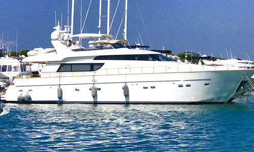 Image of Sanlorenzo 72 for sale in Croatia for €975,000 (£854,663) Croatia