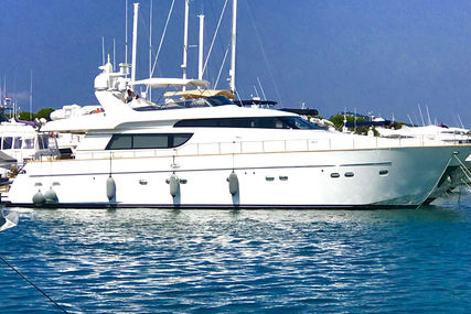 Sanlorenzo 72 for sale in Croatia for €975,000 (£854,663)