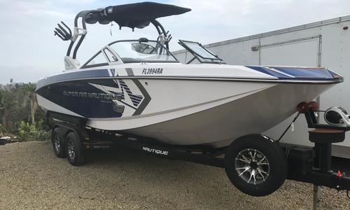 Image of 2015 Nautique Super Air  G25 for sale in United States of America for $125,000 (£100,427) Miami, FL, United States of America