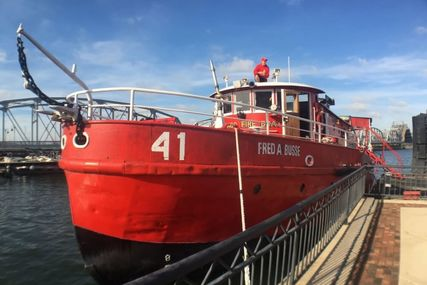 Custom 87 Retired Fireboat for sale in United States of America for $159,000 (£126,301)
