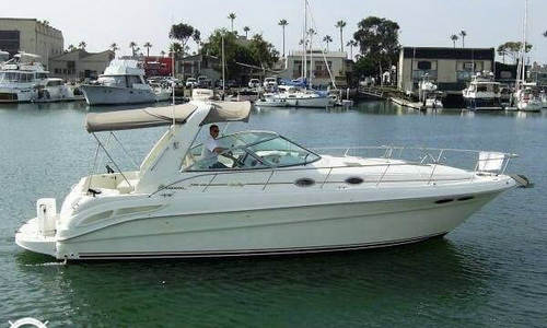 Image of Sea Ray 340 Sundancer for sale in United States of America for $47,999 (£39,178) San Diego, California, United States of America