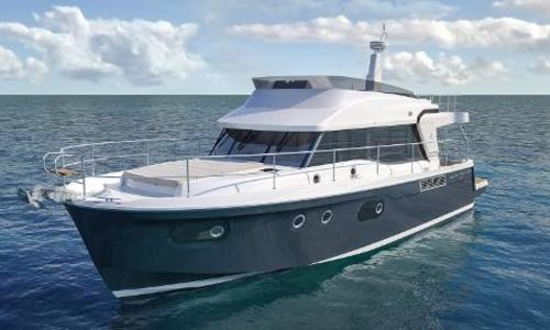Image of Beneteau Swift Trawler 47 for sale in France for €549,000 (£476,662) Ex Factory, France