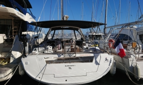 Beneteau Oceanis 45 for sale in France for €208,334