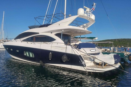 Sunseeker Manhattan 70 for sale in Croatia for €730,000 (£659,827)